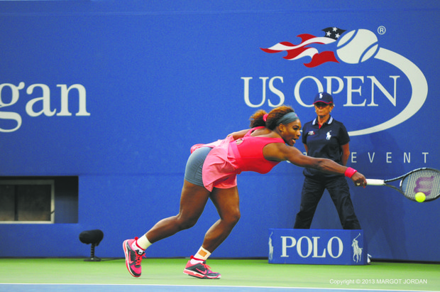 Serena Williams won her 5th U.S. Open, 2013