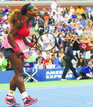 "Williams plays the ""smarter"" game after regaining her stride against Azarenka."