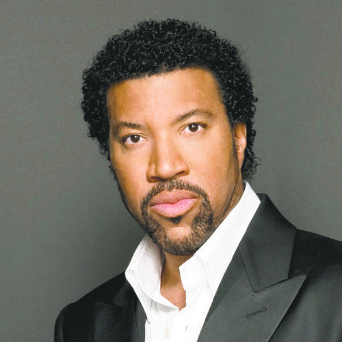 Lionel Ritchie (see MUSIC)