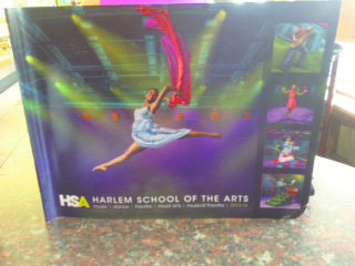 In Harlem, kids get ready for Broadway!