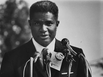 On June 18, 1971, actor and activist Ossie Davis gave the keynote address at the first fundraiser for the Congressional ...