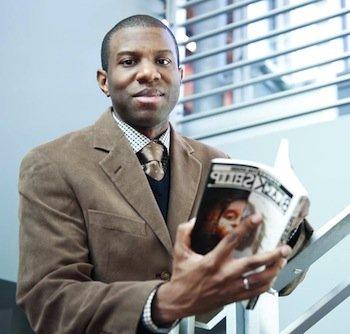 Howard University Professor Ivory Toldson (Courtesy of howard.edu)