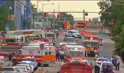 A shooting rampage at the Washington Navy Yard on Monday left 13 dead, including the suspected gunman.