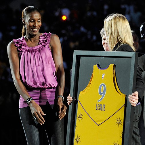Lisa Leslie-Lockwood