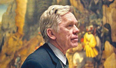 Bobby Sommer in 'Museum Hours.'