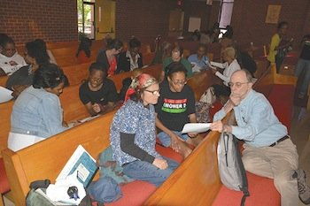 District residents and community leaders from neighborhoods adversely impacted by controversial school closings recently joined ranks to ensure no more ...