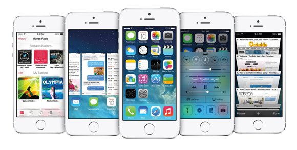The new iOS 7 iPhone software not only has a new look, but Apple successfully addresses many long-standing issues.