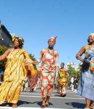 African Day Parade and Festival