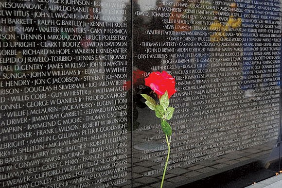For the first time in history, the largest traveling replica of the iconic Vietnam Memorial Wall will be on display ...