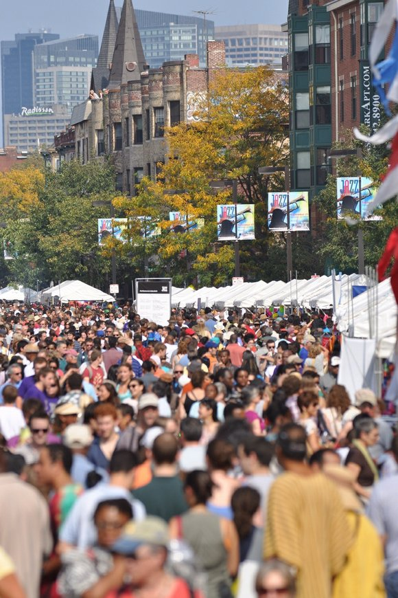 Boston's biggest block party hosted by Berklee College of Music coming to the South End Sept. 28th.