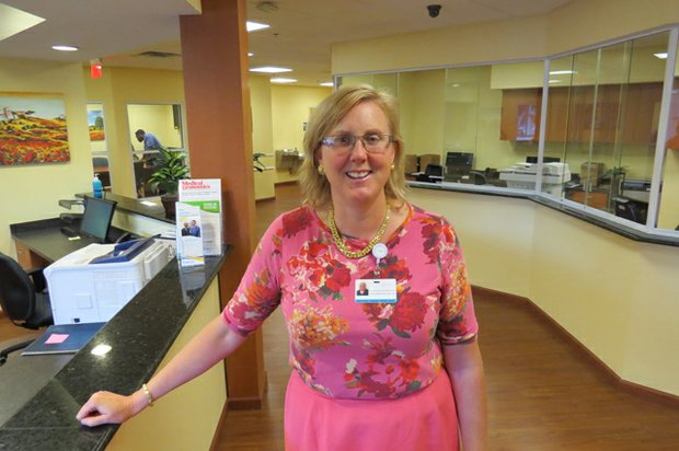 Dr. Susan Schayes, JenCare Medical's regional medical director, says they are helping revitalize the economic and medical health of the community.