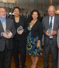 2013 Tying Communities Together Labor Breakfast Honorees