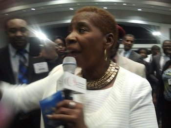 Iyanla Vanzant was the featured speaker at the Congressional Black Caucus' Annual Legislative Conference networking luncheon in D.C. on Thursday.