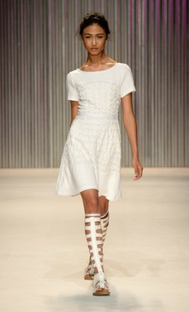 Spring '14 Designs by Tracy Reese