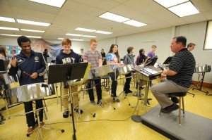 Old Mill Steel Drum Band