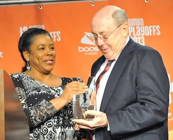 Washington Mystics head coach Mike Thibault, the winningest coach in WNBA history, was named the 2013 WNBA Coach of the ...