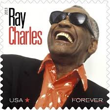 "Rock and Roll Hall of Fame member and legendary ""Georgia on My Mind"" singer Ray Charles now appears posthumously on ..."