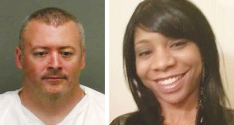 Nathaniel Cosby (left) and Ivanice Harris (right)
