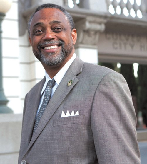 California State Senator Curren Price