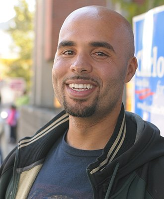 Voting demonstrates that your community is active and involved and wants change.