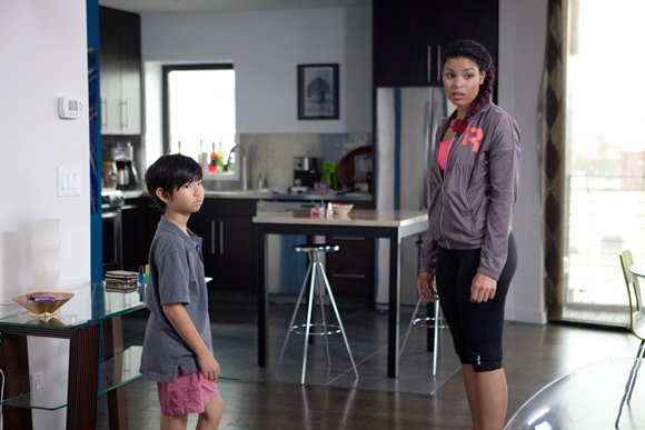 """Jordan Sparks and Ethan Dizon star in """"The Inevitable Defeat of Mister & Pete."""""""