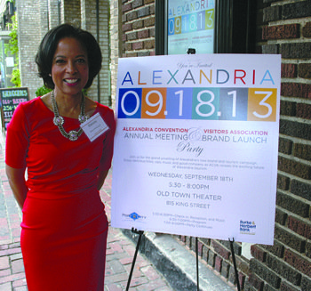 """Alexandria's new marketing campaign and """"brand,"""" """"Extraordinary Alexandria,"""" is designed to generate more tourist traffic to the city."""