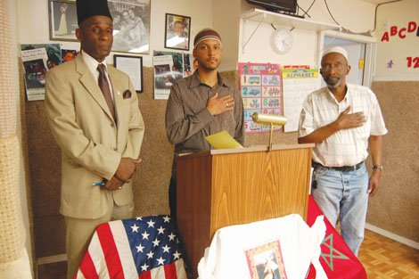 Temple teaches people of African descent their history through ancient tradition and knowledge.