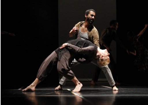 "As part of BAM's Next Wave Festival, Bill T. Jones/Arnie Zane Dance Company & SITI Company will present ""A Rite,"" ..."