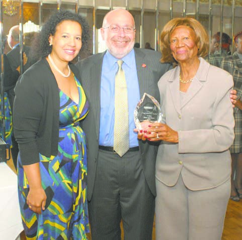 The Amsterdam News and Bill Lynch Associates honored several people in the labor movement last Thursday at its third annual ...