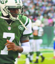 Geno Smith pumped up after his breakout game.