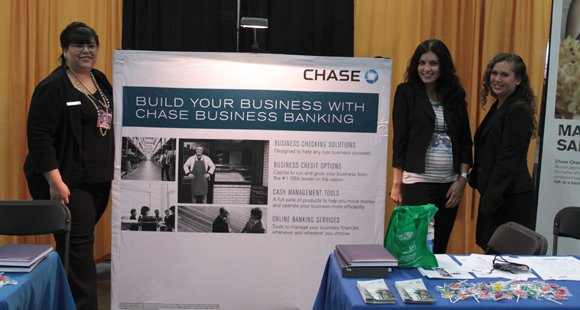 Visit West Coast Expo sponsor Chase at the Expo this Friday, September 27 and Saturday, September 28 at the Los Angeles Convention Center.