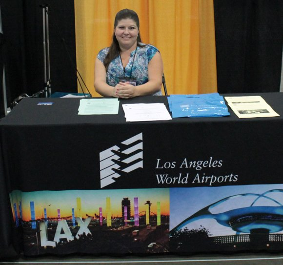 Visit West Coast Expo sponsor Los Angeles World Airports at the Expo this Friday, September 27 and Saturday, September 28 at the Los Angeles Convention Center.