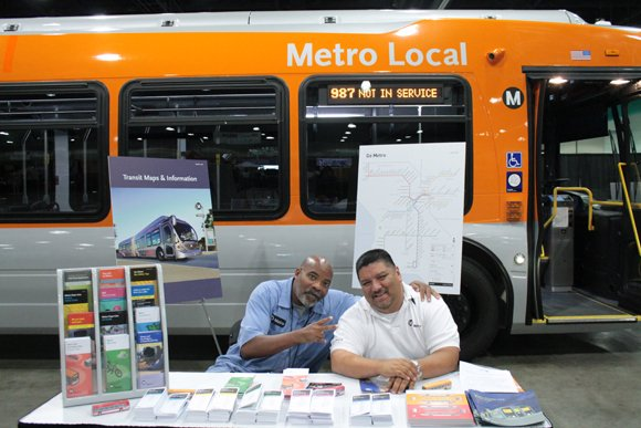 Visit West Coast Expo sponsor Los Angeles County Metropolitan Transportation Authority (MTA) at the Expo this Friday, September 27 and Saturday, September 28 at the Los Angeles Convention Center.