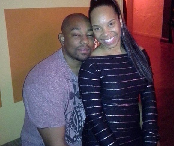 Hollywood couple Cherie Johnson and Dennis White say they were improperly stopped by police, put in handcuffs, and harshly questioned ...