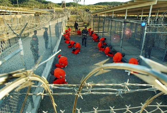 When was the last time you read, saw or heard much from the media about the Guantánamo Bay prison? Eric ...