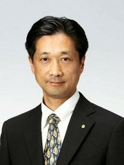 Toyota Engineering & Manufacturing President and CEO Simon Nagata