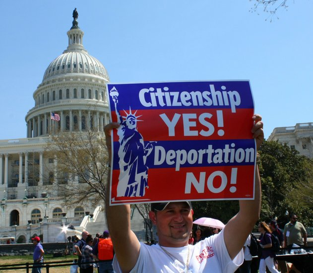 Immigration Reform: House Democrats Try To Jump Start