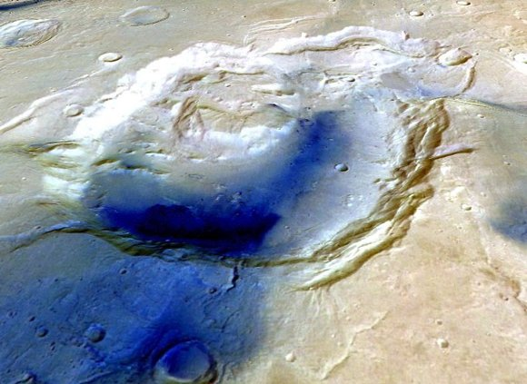 Scientists have long predicted that Mars had significant volcanic activity in the first billion years of its history, but images ...