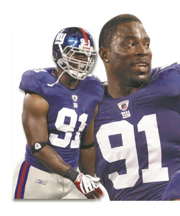 "It may have been hyperbole, but defensive lineman Justin Tuck warned, ""If anyone turns on our coach, I would be ..."