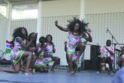 Gambian Dancers