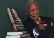 Mayor David Dinkins