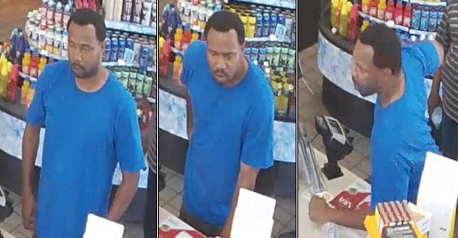 A man who allegedly punched a female clerk in the face at a gas station in Lakewood last month in ...