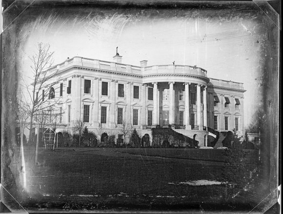 The White House: Built 1800 in Washington, D.C., this Federalist-style neoclassical mansion is said to be haunted by the spirits of Presidents Abraham Lincoln, Andrew Jackson, Thomas Jefferson and William Henry Harrison. Dolly Madison might also haunt the rose garden.