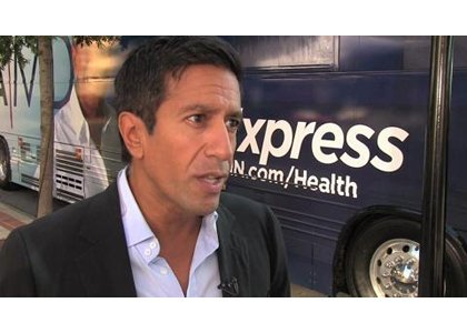 CNN's Dr. Sanjay Gupta visited Baltimore to talk about The Affordable Healthcare Act.