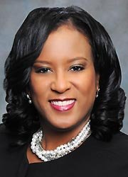 Prince George's Councilwoman Andrea Harrison (D-Dist. 5) of Glenarden (Courtesy of maryland.gov)