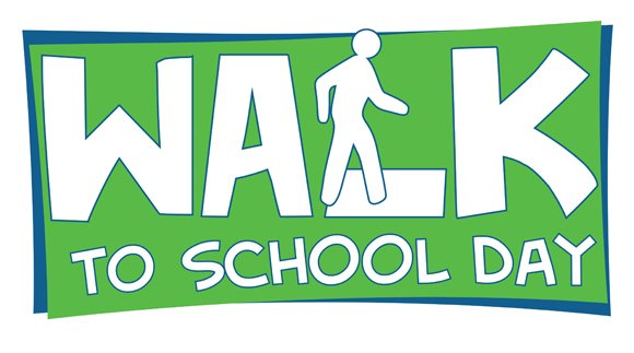 City and school district officials are encouraging participation in Wednesday's inaugural citywide Walk to School Day.