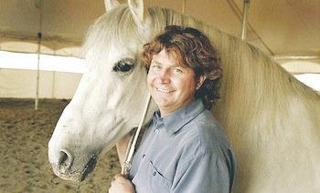 Normand Latourelle brings his horses and his dreams to National Harbor.