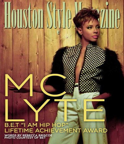 "When I heard the news that MC Lyte was this year's recipient of the ""I Am Hip Hop Award"" I ..."