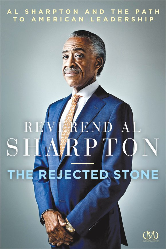 "You needed a leader. So why can't it be you? In the new book, ""The Rejected Stone"" by the Rev. ..."