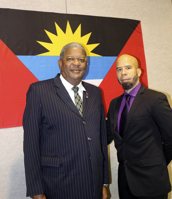 There is a lighthouse in Harlem, and it shone brilliantly on Friday, Sept. 27 when the Antigua and Barbuda Progressive ...